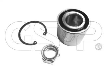 GK0976 GSP Комплект подшипника ступицы колеса