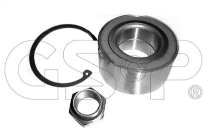 GK1432 GSP Комплект подшипника ступицы колеса