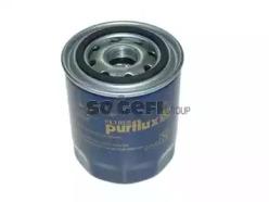 LS935 PURFLUX Фільтр масляний Hyundai /H1/Terracan/ 2.5TD/TCI 00-