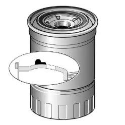 CS440 PURFLUX Топливный фильтр -1