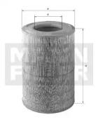 C3017301 MANN-FILTER Фильтр воздуха