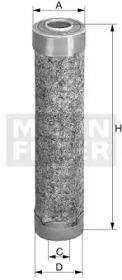 CF16001 MANN-FILTER Фильтр воздуха