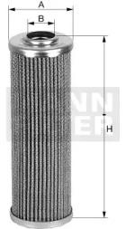 HD562 MANN-FILTER Гидрофильтр, рулевое управление