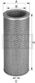 HD10603 MANN-FILTER Гидравлический фильтр