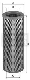 HD15117 MANN-FILTER Гидравлический фильтр