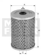 P10181 MANN-FILTER Топливный фильтр