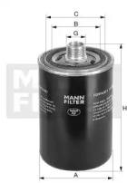 WD9629 MANN-FILTER Масляный фильтр -1