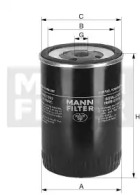 WK9140 MANN-FILTER Топливный фильтр