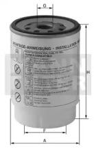 PL2711 MANN-FILTER Топливный фильтр