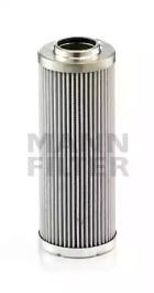 HD7252 MANN-FILTER Фильтр, Гидравлическая система привода рабочего оборудования