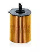 HU7006Z MANN-FILTER Масляный фильтр