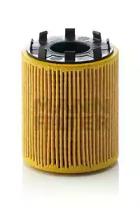 HU7131X MANN-FILTER Масляный фильтр -1