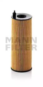 HU7215X MANN-FILTER Масляный фильтр -1