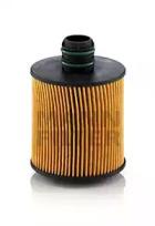 HU8006Z MANN-FILTER Масляный фильтр