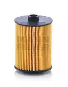 HU8009Z MANN-FILTER Масляный фильтр -1