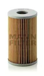 H720X MANN-FILTER Масляный фильтр -1