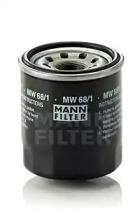 MW681 MANN-FILTER Масляный фильтр