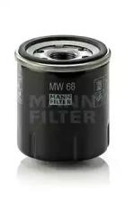 MW68 MANN-FILTER Масляный фильтр