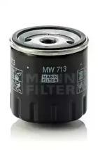 MW713 MANN-FILTER Масляный фильтр -1