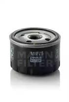 MW75 MANN-FILTER Масляный фильтр