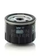 MW77 MANN-FILTER Масляный фильтр