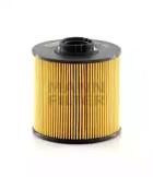PU10004Z MANN-FILTER Топливный фильтр