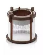 PU50Z MANN-FILTER Топливный фильтр