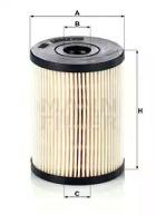 PU8013Z MANN-FILTER Топливный фильтр -1