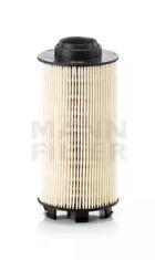 PU8341X MANN-FILTER Топливный фильтр