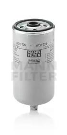 WDK725 MANN-FILTER Топливный фильтр