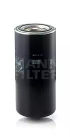 WD13145 MANN-FILTER Масляный фильтр; Гидрофильтр, автоматическая коробка передач; Фильтр, Гидравлическая система привода рабочего оборудован -1