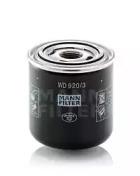 WD9203 MANN-FILTER Гидрофильтр, автоматическая коробка передач