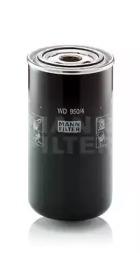 WD9504 MANN-FILTER Фильтр гидравлики коробки передач