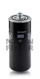 WD96219 MANN-FILTER Фильтр гидравлики коробки передач