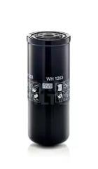WH1263 MANN-FILTER Гидрофильтр, автоматическая коробка передач, Фильтр, Гидравлическая система привода рабочего оборудования