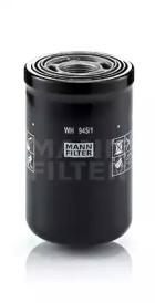 WH9451 MANN-FILTER Фильтр гидравлики коробки передач