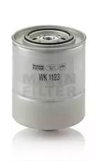 WK1123 MANN-FILTER Топливный фильтр