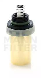 WK4001 MANN-FILTER Топливный фильтр