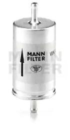 WK410 MANN-FILTER Топливный фильтр