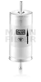 WK413 MANN-FILTER Топливный фильтр