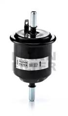 WK551 MANN-FILTER Топливный фильтр