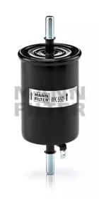 WK552 MANN-FILTER Топливный фильтр