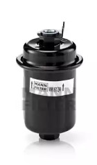 WK6124 MANN-FILTER Топливный фильтр -1