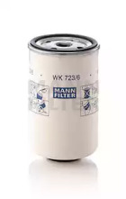 WK7236 MANN-FILTER Топливный фильтр