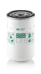 WK727 MANN-FILTER Топливный фильтр