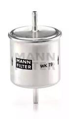 WK79 MANN-FILTER Топливный фильтр
