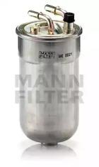 WK8021 MANN-FILTER Топливный фильтр