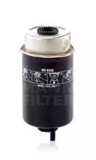 WK8038 MANN-FILTER Топливный фильтр
