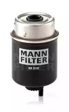 WK8100 MANN-FILTER Топливный фильтр