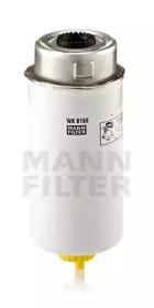 WK8158 MANN-FILTER Топливный фильтр -1